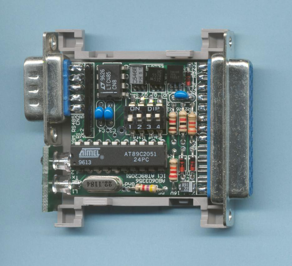 RS232 To RS485 Converter Specification